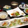 玉之湯 - 料理写真:量控えめの「お値打ち料理コース」