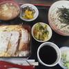 丸ト庵 - 料理写真:カツ丼セット1150円