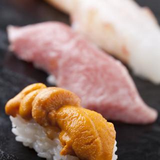 おたる政寿司銀座のこだわりは゛こごにあります。