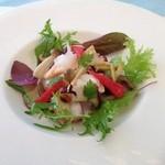 レストランブルージュ - 料理写真:ランチの前菜