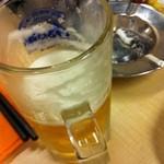 西口やきとん広場 - 9/28ビール