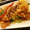 サランチェ - 料理写真:豚肉甘辛炒め