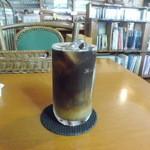 エバンス - 食前のアイスコーヒー