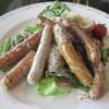 オーナーズレストラン - 料理写真:ガッツリソーセージ