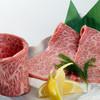 陽山道 - 料理写真:ハネシタ、カイノミ、ササミなど稀少部位も限定数ご用意してます。