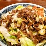 15072753 - キャベツ丼「大盛」