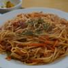 愚亭 ななくさ - 料理写真:スパゲティナポリタン