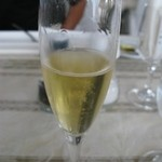 ココ ファームカフェ - スパークリングワイン