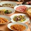 トラットリア・ラ・テスタドゥーラ - 料理写真:パーティーメニューの一例です。詳細はお問い合わせください。