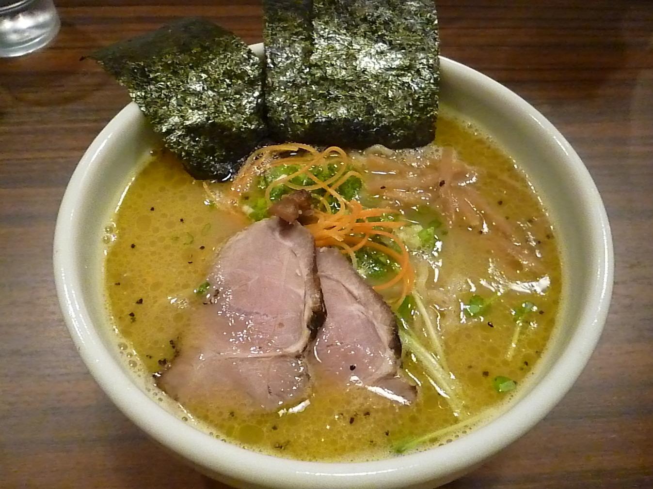 自家製麺屋 SAN 小樽店