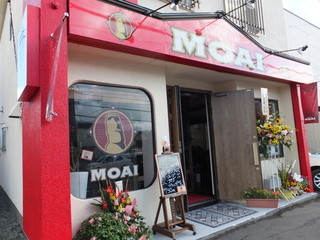 MOAI - 外観 2 【 2012年10月 】