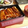 川豊別館 - 料理写真:うな重 ¥1,800