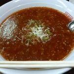 坦坦麺 餃子工房 北京 - 坦坦麺中辛
