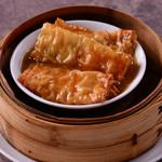 チャイナムーン - 湯葉巻きのうま煮