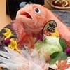 海乃四季 - 料理写真:キンキのしゃぶしゃぶ