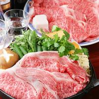 部位や肉質により何種類もの松阪肉料理をご用意致しております。
