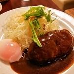オッキーニ - メインディッシュ(とろ~り卵つき)
