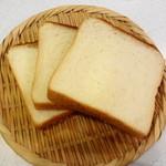 ブランジュ - 食パンハーフ130円
