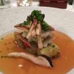リストランテ・ホンダ - 本日の鮮魚を使ったお料理