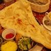 タージマハール - 料理写真:ディナーの野菜セット