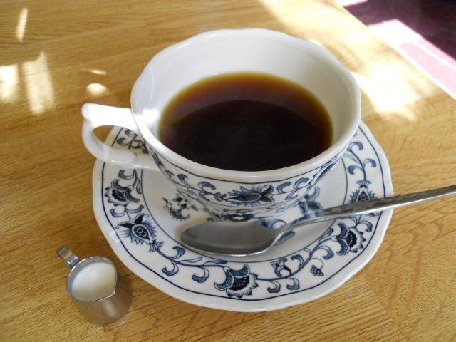 石川台茶房 クラウン