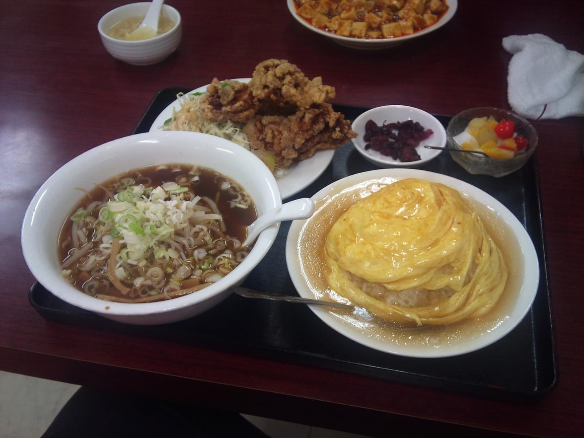 台湾料理 嘉宴楼 鳩ヶ谷店