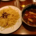 中川千寿 - つけ麺(醤油)