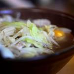 めしやのチャンポン - 料理写真:チャンポン