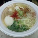 麺や 小五郎 - 小五郎×松辰コラボラーメン(つくばラーメンフェスタ)