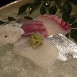 魚料理 ろっこん - お造り御膳です