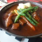 サンマルク - じっくり煮込んだビーフシチュー