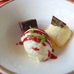 サンマルク - アイス&チーズケーキ&チョコブラウニー