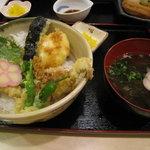 千姫茶屋 - 穴子丼