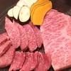 焼肉ハウス 千曲屋 - 料理写真:特上和牛セット