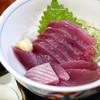 魚いちず - 料理写真:カツオの刺身