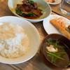 アジア食堂RASCAL - 料理写真:ランチ(ナンコツラフテー)