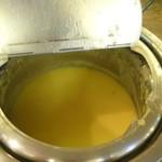 牛鉄 - スープはセルフ