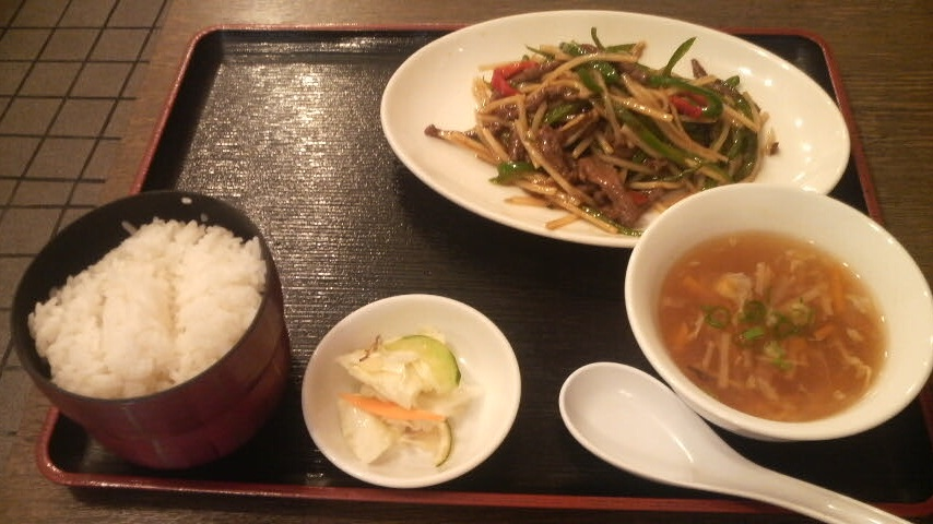 中国料理天座