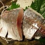 15213068 - 三品目:鯖を酢で