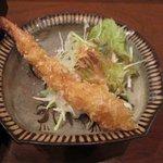 魚菜おかずいろいろ - テンプラ