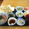 創作家庭料理 多肴 - 料理写真:生桜えびとしらす丼に桜えびのかき揚げ