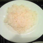 勘之丞 - 少し玄米が混ざってる これは小盛り