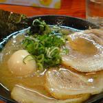麺匠 文蔵 - 文蔵ラーメン