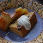 エヌズ キッチン - エヌズランチのデザート