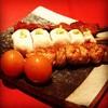 バードグリル トリノ - 料理写真:さび焼き ちょうちん レバー