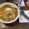 らーめん 梟 - 料理写真:パルメザン炙り野菜味噌 850円