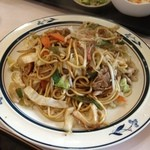 レストラン コーエイ - 皿うどん500円なり。