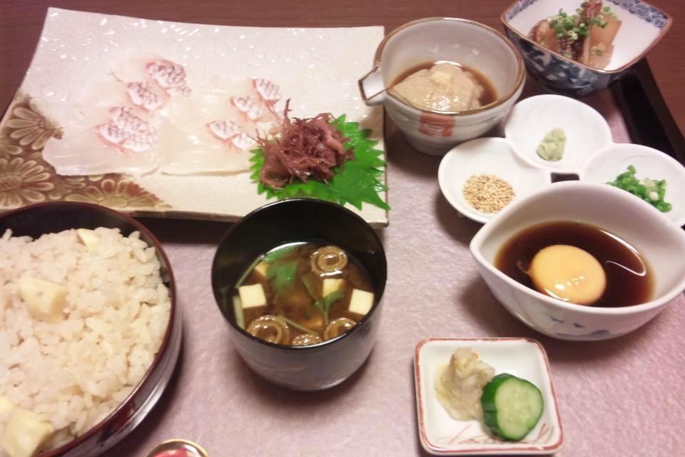 日本料理 壱銀