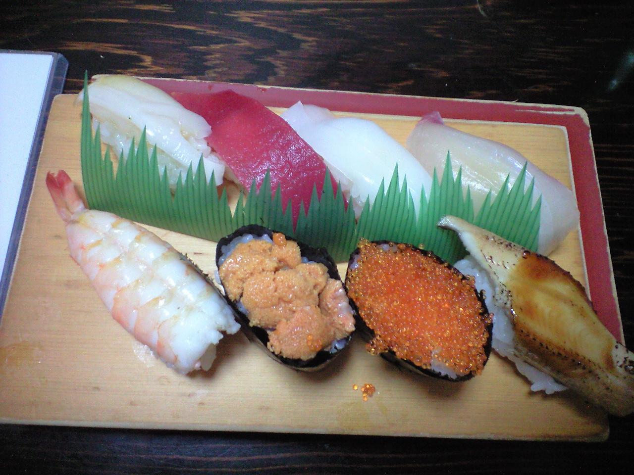 寿司一 本店