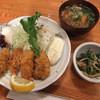 うえ田 - 料理写真:カキフライ